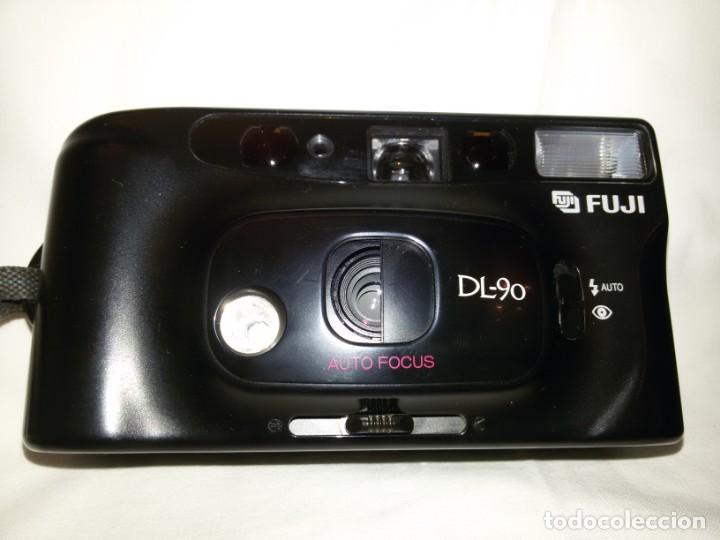 Cámara de fotos: Camara FUJI DL-90, AutoFocus, FujiFilm, Made in Indonesia - Foto 5 - 160359538