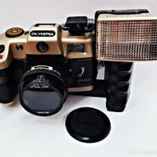 Fotocamere: CAMARA DE FOTOS OLYMPIA NK-4040 CON FLASH TELESCOPICO.. Lote 177477257