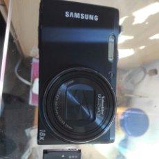 Cámara de fotos: CÁMARA FOTOS DIGITAL SAMSUNG WB700. Lote 163834246
