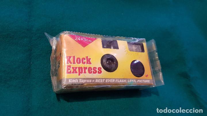 Cámara de fotos: CAMARA FOTOS DESECHABLE CLOCK EXPRESS - Foto 7 - 164299678
