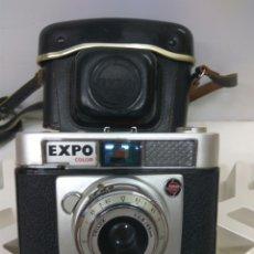 Cámara de fotos: CÁMARA FOTOGRÁFICA EXPO COLOR FABRICADA EN ESPAÑA. Lote 169728254