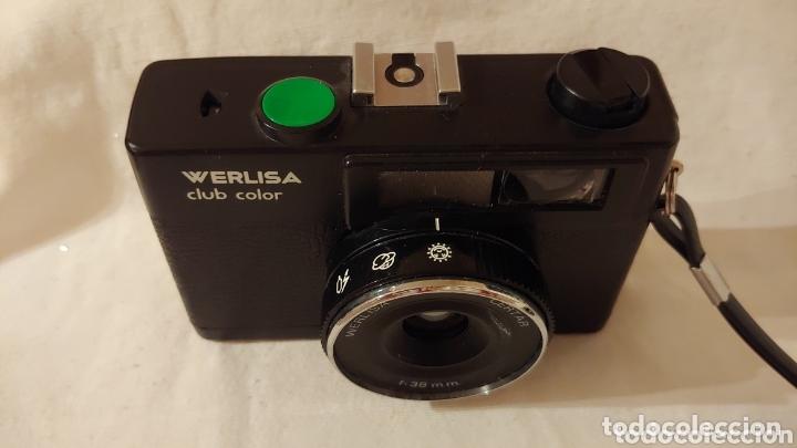 Cámara de fotos: Cámara Werlisa club color - Foto 2 - 173678990