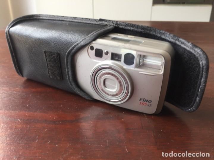 Cámara de fotos: Cámara fotográfica Samsung Fino 105 SE zoom óptico 38-105 mm, analógica, con batería CR2 de 3.0v. - Foto 7 - 173795263