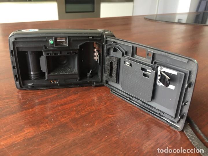 Cámara de fotos: Cámara fotográfica analógica Minolta Riva AF35EX, para carrete de 35 mm, funciona con pilas de 1.5v - Foto 3 - 173797454
