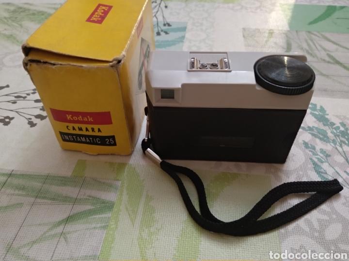 Cámara de fotos: Cámara Kodak instamatic 25 - Foto 2 - 174409687