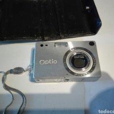 Cámara de fotos: CAMARA PENTAX OPTIO S4. ZOOM X3.. Lote 175053660