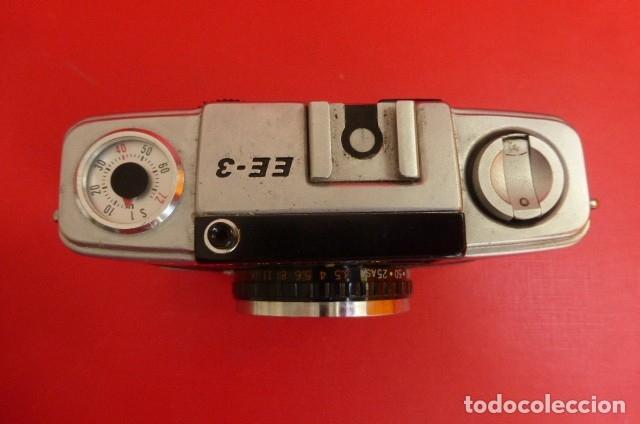 Cámara de fotos: Camara doble formato, Olympus EE-3- Japon..años 70. funcionando...35 mm.. - Foto 2 - 175192010