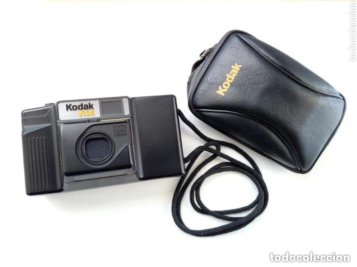 CÁMARA - KODAK VR35 + FUNDA ORIGINAL - PROBADA - LOMOGRAPHY - LOMO - HIPSTER - STREET PHOTOGRAPHY (Cámaras Fotográficas - Panorámicas y Compactas)