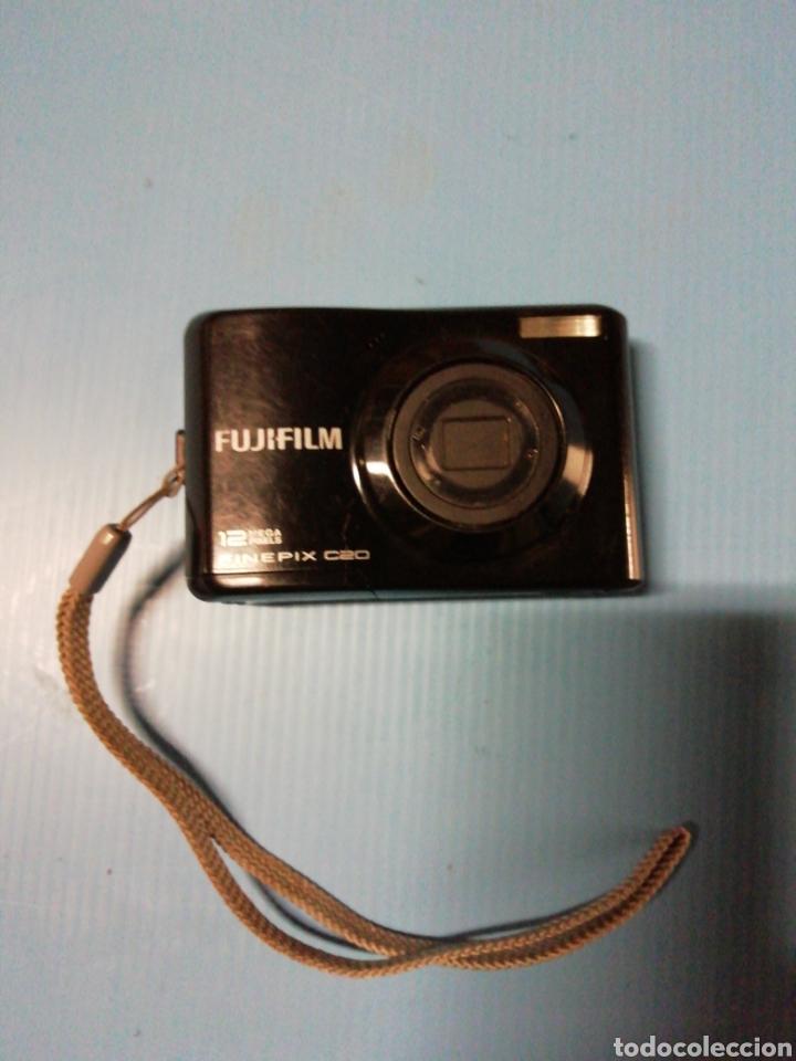 FUJIFILM FINEPRIX C20 CAMARA DIGITAL (Cámaras Fotográficas - Panorámicas y Compactas)
