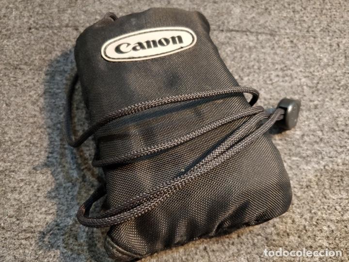 Cámara de fotos: Cámara CANON Prima 5 con funda original - 1991 - Foto 8 - 180297758