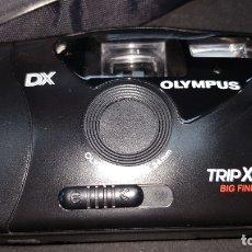 Cámara de fotos: CAMARA DE FOTOS OLYMPUS DX TRIP XB3 BIG FINDER. Lote 183297143