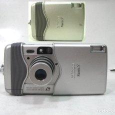 Cámara de fotos: CAMARA FOTOS COMPACTA - NIKON NUVIS S AÑO 2000 -APS ¡¡FUNCIONANDO¡¡ NUVISS FOTOGRAFICA. Lote 183613813