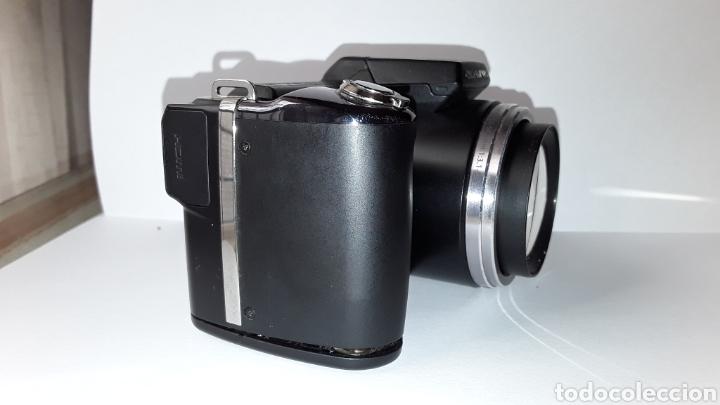 Cámara de fotos: -OLIMPUS SP-620UZ-CAMARA COMPACTA 16MP -PANTALLA 3- ZOOM OPTICO 21X--FUNCIONANDO - Foto 2 - 183681807