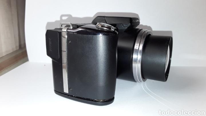 Cámara de fotos: -OLIMPUS SP-620UZ-CAMARA COMPACTA 16MP -PANTALLA 3- ZOOM OPTICO 21X--FUNCIONANDO - Foto 11 - 183681807