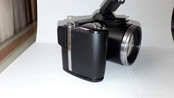 Cámara de fotos: -OLIMPUS SP-620UZ-CAMARA COMPACTA 16MP -PANTALLA 3- ZOOM OPTICO 21X--FUNCIONANDO - Foto 22 - 183681807