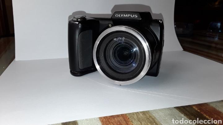 Cámara de fotos: -OLIMPUS SP-620UZ-CAMARA COMPACTA 16MP -PANTALLA 3- ZOOM OPTICO 21X--FUNCIONANDO - Foto 25 - 183681807