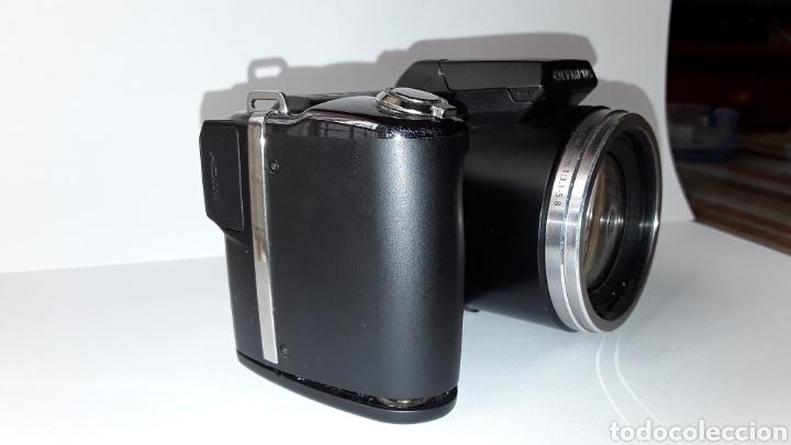 Cámara de fotos: -OLIMPUS SP-620UZ-CAMARA COMPACTA 16MP -PANTALLA 3- ZOOM OPTICO 21X--FUNCIONANDO - Foto 26 - 183681807