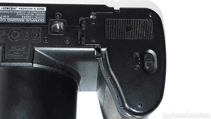 Cámara de fotos: -OLIMPUS SP-620UZ-CAMARA COMPACTA 16MP -PANTALLA 3- ZOOM OPTICO 21X--FUNCIONANDO - Foto 32 - 183681807