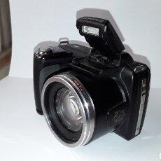 Cámara de fotos: -OLIMPUS SP-620UZ-CAMARA COMPACTA 16MP -PANTALLA 3- ZOOM OPTICO 21X--FUNCIONANDO. Lote 183681807