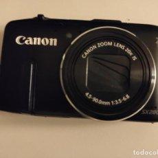 Cámara de fotos: CÁMARA DIGITAL CANON SX280HS. Lote 186014938