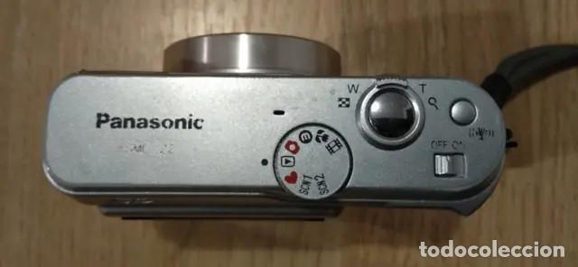 Cámara de fotos: Panasonic Lumix DMC-LZ2 - Foto 3 - 189240588