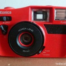 Cámara de fotos: KONICA-CAMARA INSTANTANEA-KONICA ·DR FINDER EFP·30. Lote 210822197