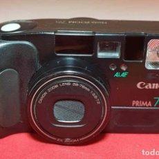 Cámara de fotos: CAMARA CANON PRIMA ZOOM 76. Lote 192327460