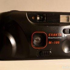 Cámara de fotos: COMPACTA EXAKTA M-105. Lote 193430975
