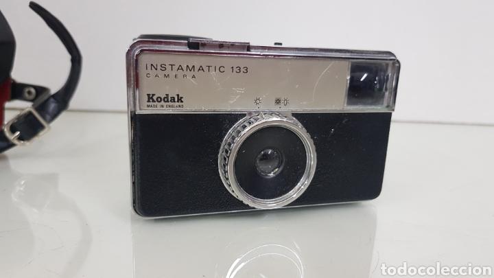 Cámara de fotos: Kodak Instamatic 133 camera de carrete - Foto 2 - 193611665