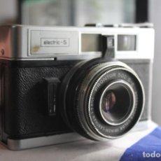 Câmaras de fotos: DACORA ELECTRIC S (OBJETIVO RODENSTOCK 45MM 1:2,8). Lote 193712636