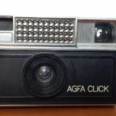 Cámara de fotos: CÁMARA COMPACTA AGFA CLICKEN. Lote 194326265