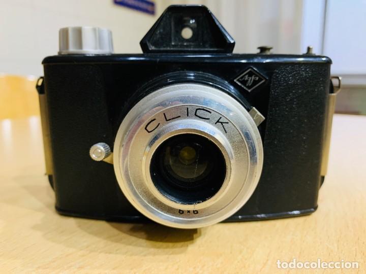 AGFA CLICK (Cámaras Fotográficas - Panorámicas y Compactas)