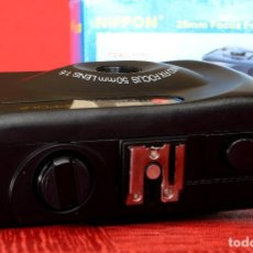 Cámara de fotos: COMPACTA NIPPON SN-308 CON CAJA Y MANUAL. Lote 194590148