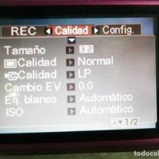 Cámara de fotos: CAMARA DIGITAL CASIO EXILIM CON TARGETA DE MEMORIA DE 2GB + CARGADOR UNIVERSAL . Lote 194719676