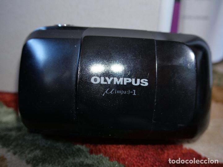 OLYMPUS MJU I 35MM F3.5. (Cámaras Fotográficas - Panorámicas y Compactas)
