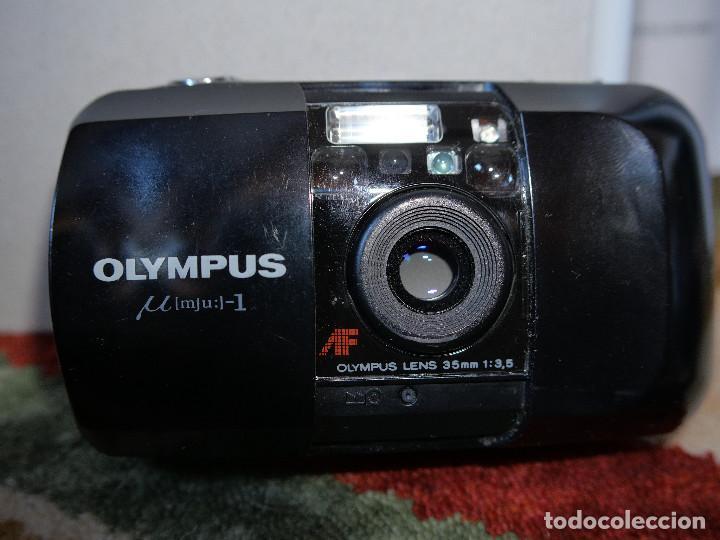 Cámara de fotos: Olympus mju I 35mm F3.5. - Foto 2 - 194871176