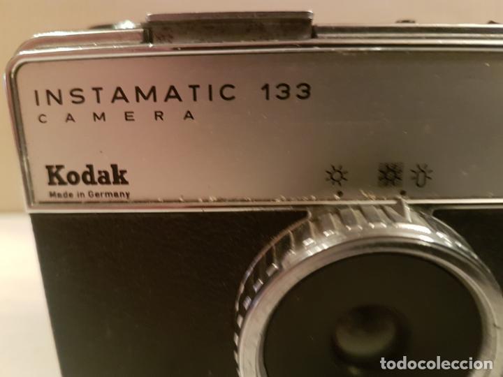 Cámara de fotos: antigua camara kodak instamatic 133 camera buen estado ver fotos - Foto 2 - 195322701