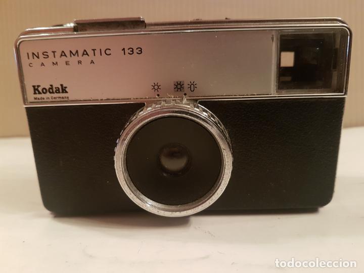 Cámara de fotos: antigua camara kodak instamatic 133 camera buen estado ver fotos - Foto 8 - 195322701