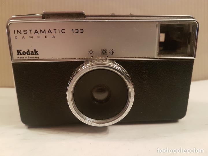 Cámara de fotos: antigua camara kodak instamatic 133 camera buen estado ver fotos - Foto 9 - 195322701