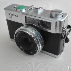 Cámara de fotos: CÁMARA WERLISA LED. Lote 195450832