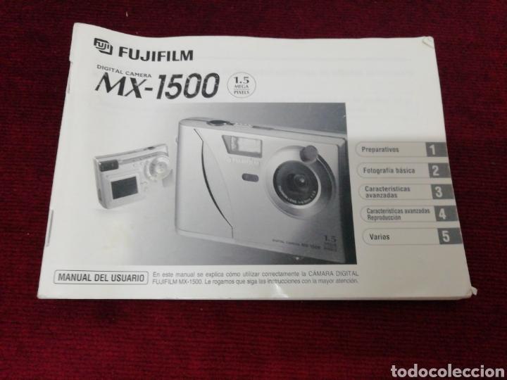 Cámara de fotos: Camara Fujifilm MX-1500 - Foto 4 - 196052070