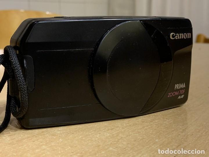 Cámara de fotos: CANON PRIMA ZOOM 70F - Foto 4 - 197701125