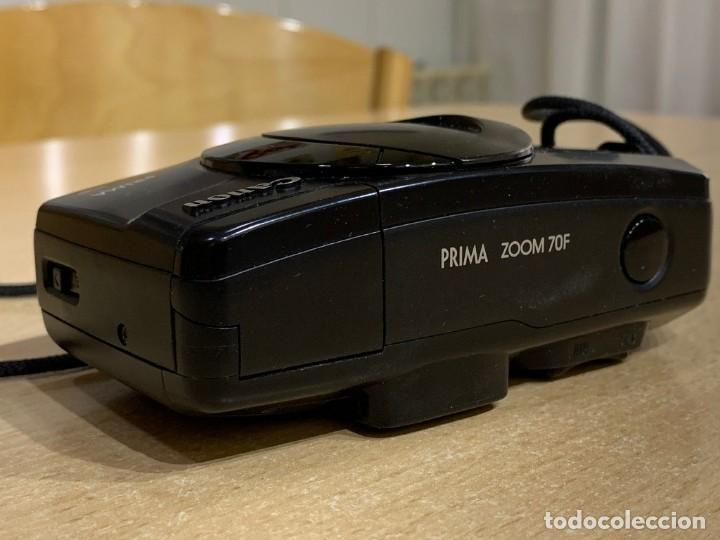 Cámara de fotos: CANON PRIMA ZOOM 70F - Foto 5 - 197701125