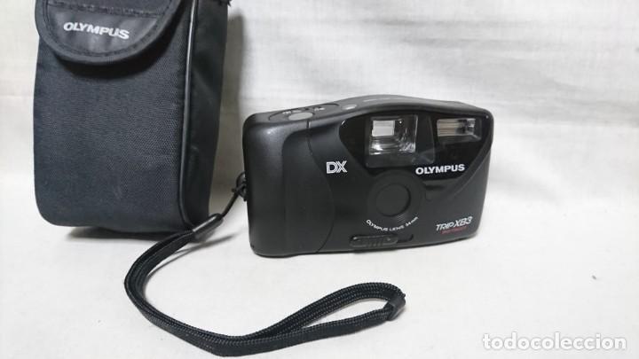 CÁMARA DE FOTOS OLYMPUS TRIP XB3 (Cámaras Fotográficas - Panorámicas y Compactas)
