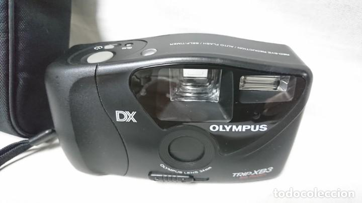 Cámara de fotos: CÁMARA DE FOTOS OLYMPUS TRIP XB3 - Foto 2 - 198361485