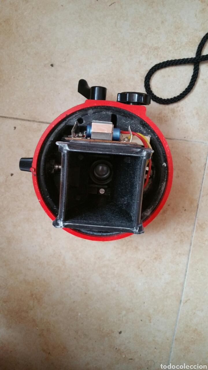 Cámara de fotos: Cámara fotos submarina siluro menrod - Foto 3 - 198617467