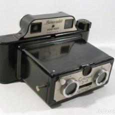 Fotocamere: CAMARA ESTEREOSCOPICA CORONET 3-D . 127 FILM. Lote 198740977