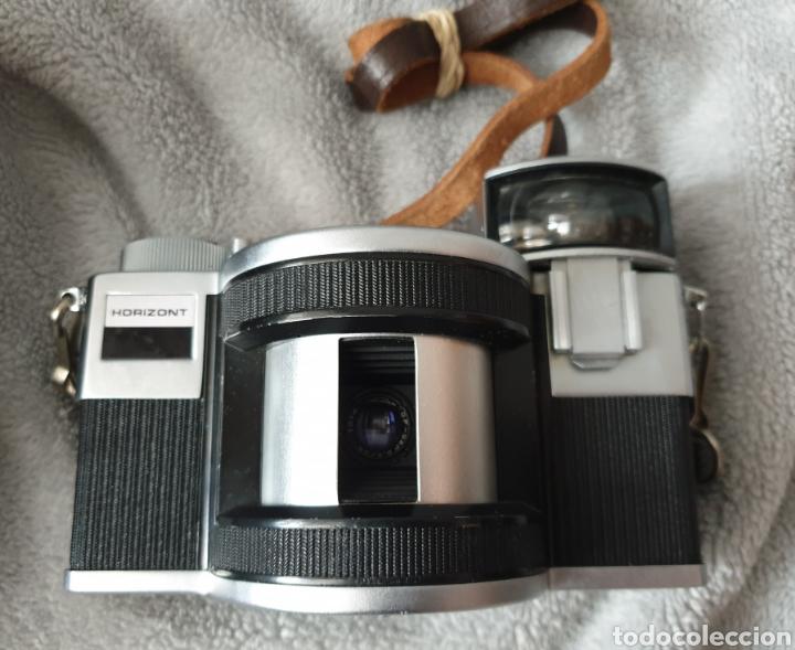 Cámara de fotos: Antigua cámara Horizon panorámica - Foto 3 - 198810270