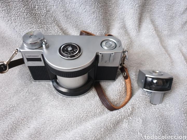 Cámara de fotos: Antigua cámara Horizon panorámica - Foto 7 - 198810270