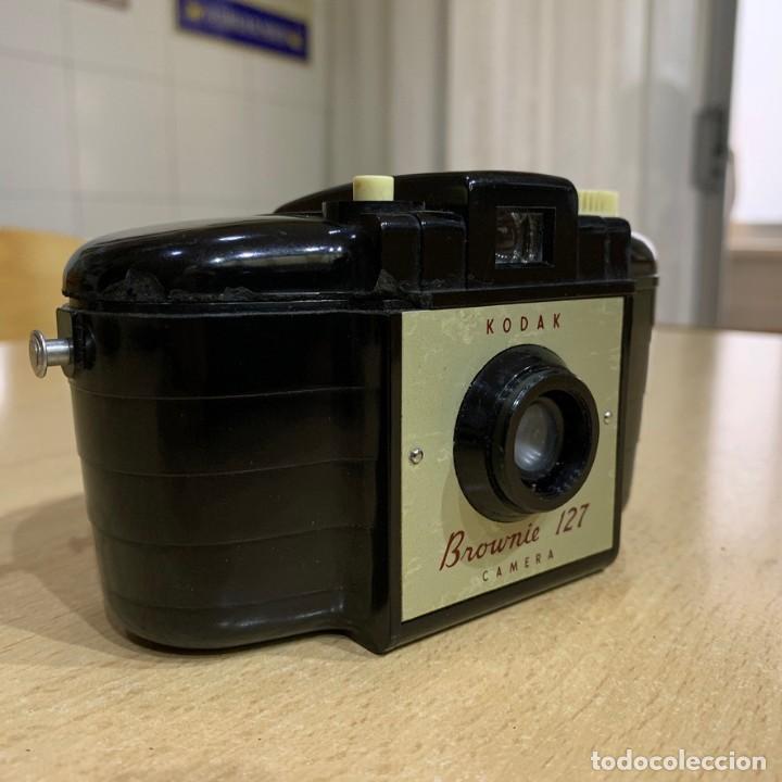 Cámara de fotos: KODAK BROWNIE 127 - Foto 2 - 198983260